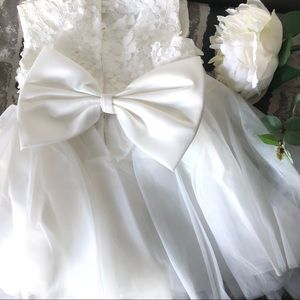 Other - Custome flower girl dresses 6 months and 12 month